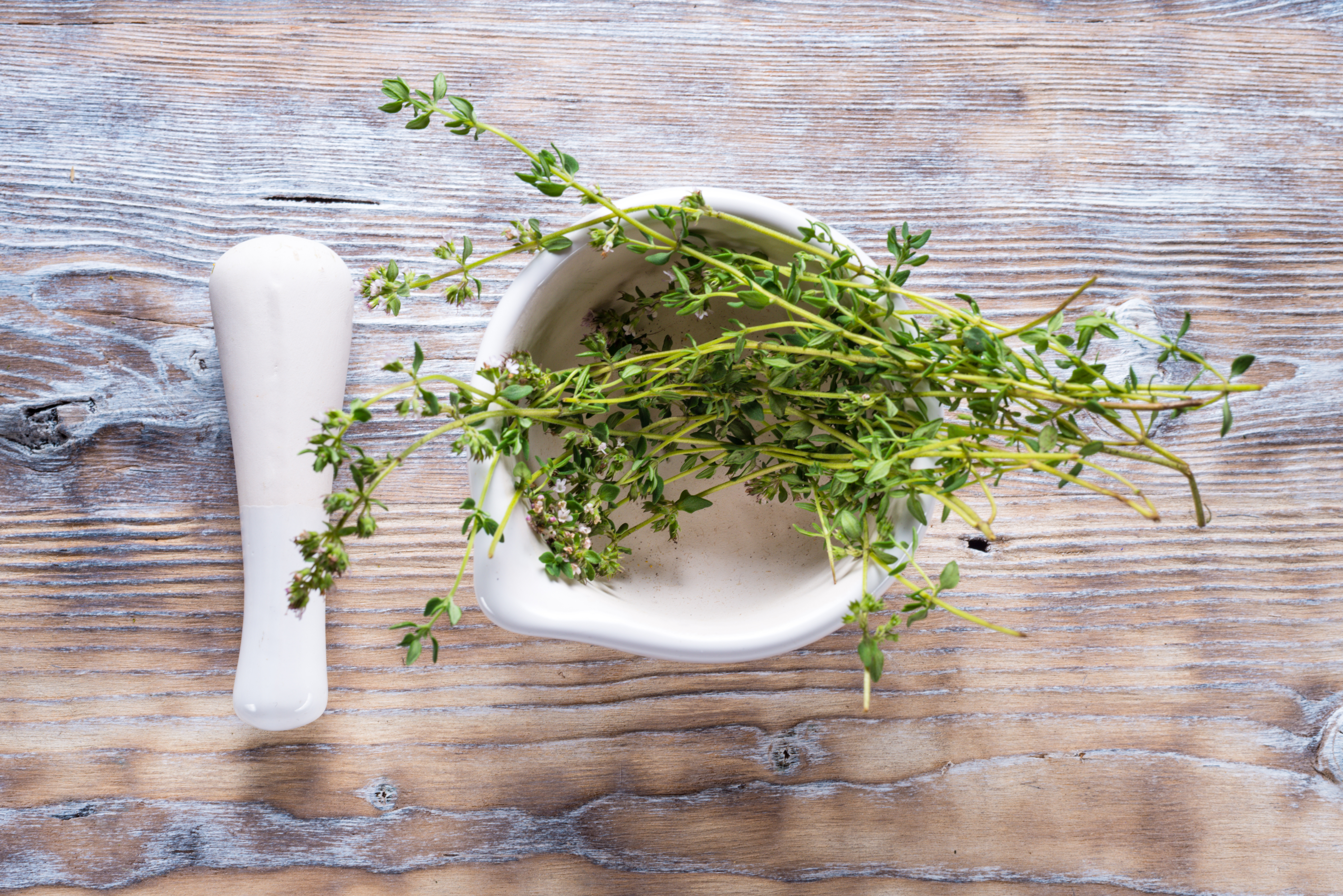 Thyme Face Mask