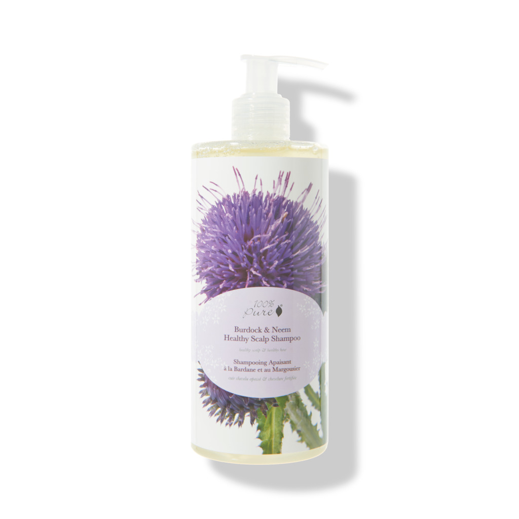 Burdock and Neem Healthy Scalp Shampoo