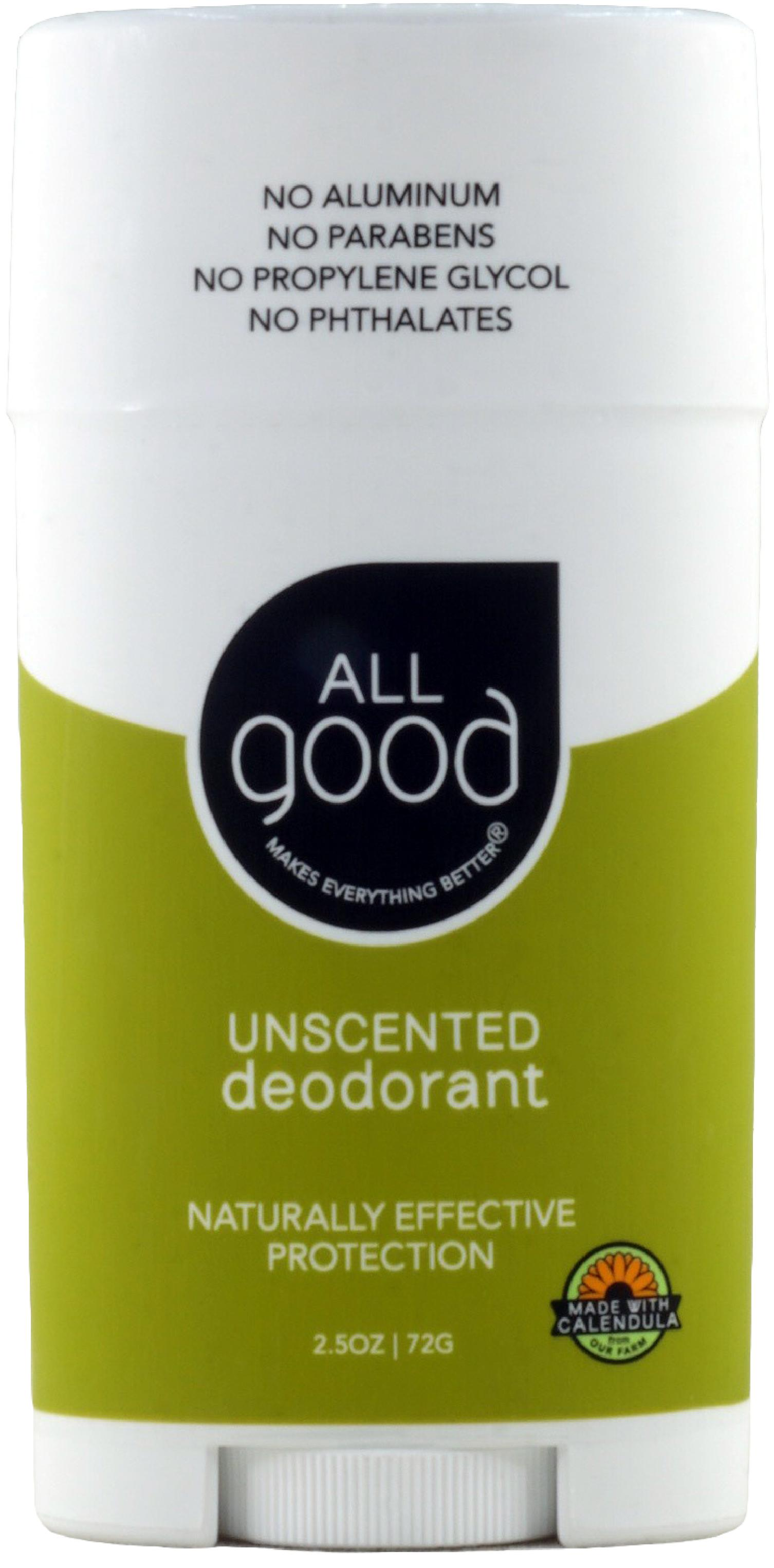 All Good Unscented Deodorant