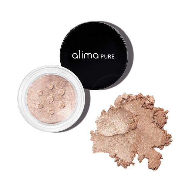 Luminous Shimmer Eyeshadow in Chai from Alima Pure