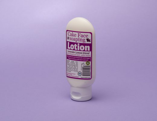 Cake Face Soaping Lotion