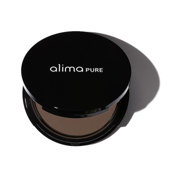 Pressed Foundation with Rosehip Antioxidant Complex from Alima Pure