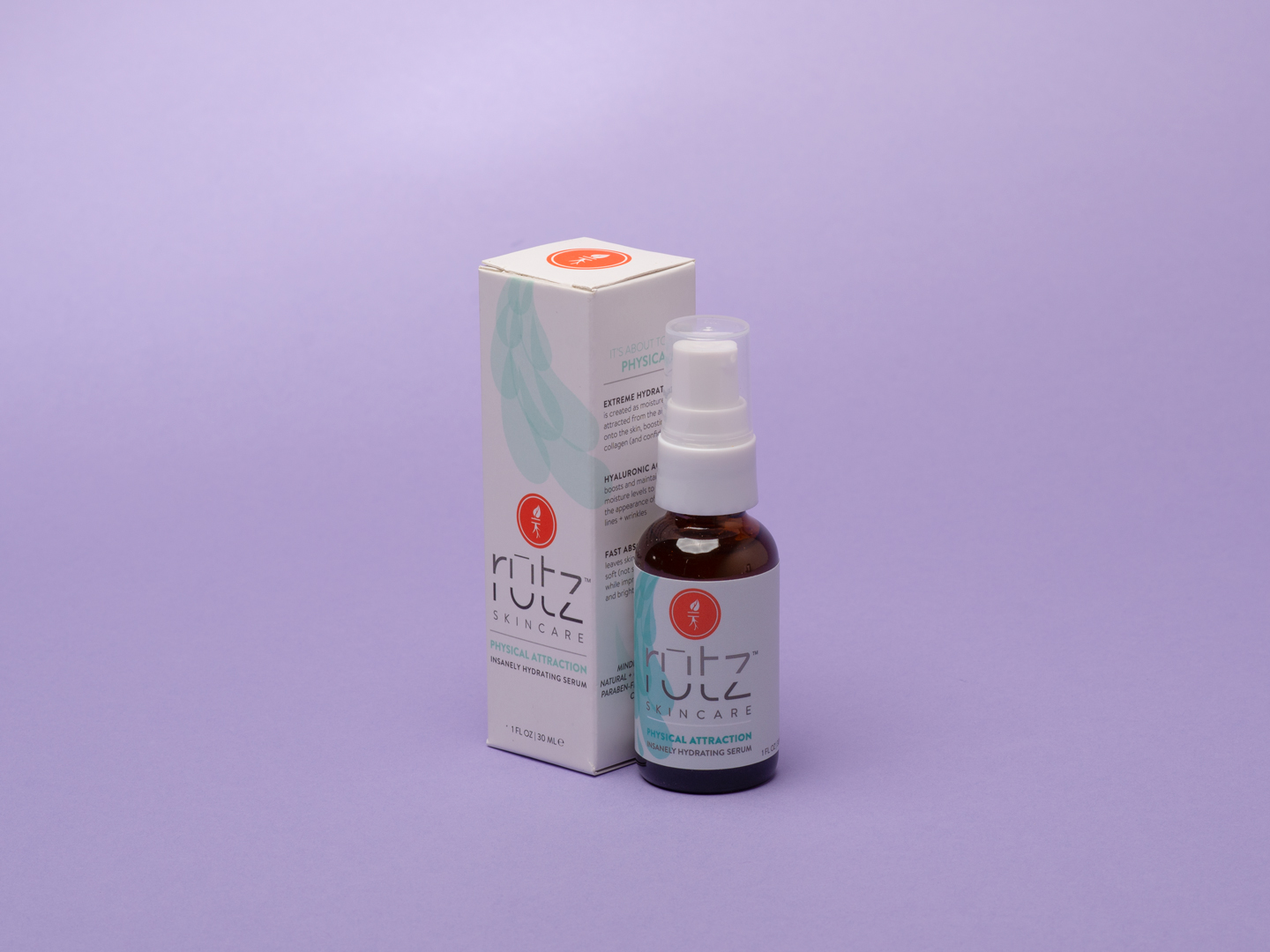 Hyaluronic Acid and Vitamin C Serum