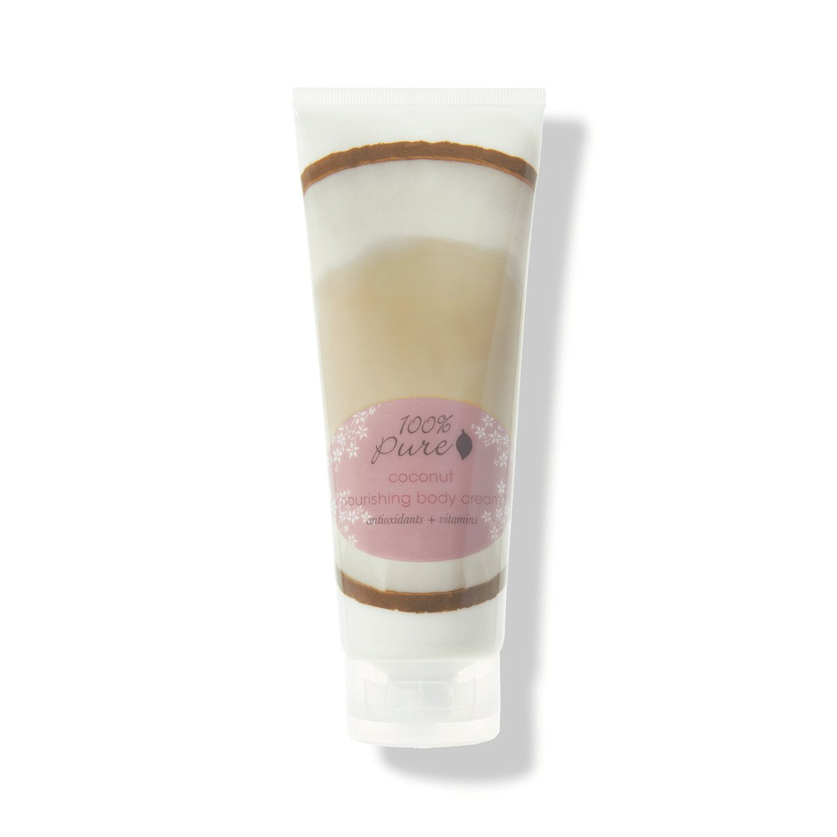 Coconut Nourishing Body Cream from 100% Pure