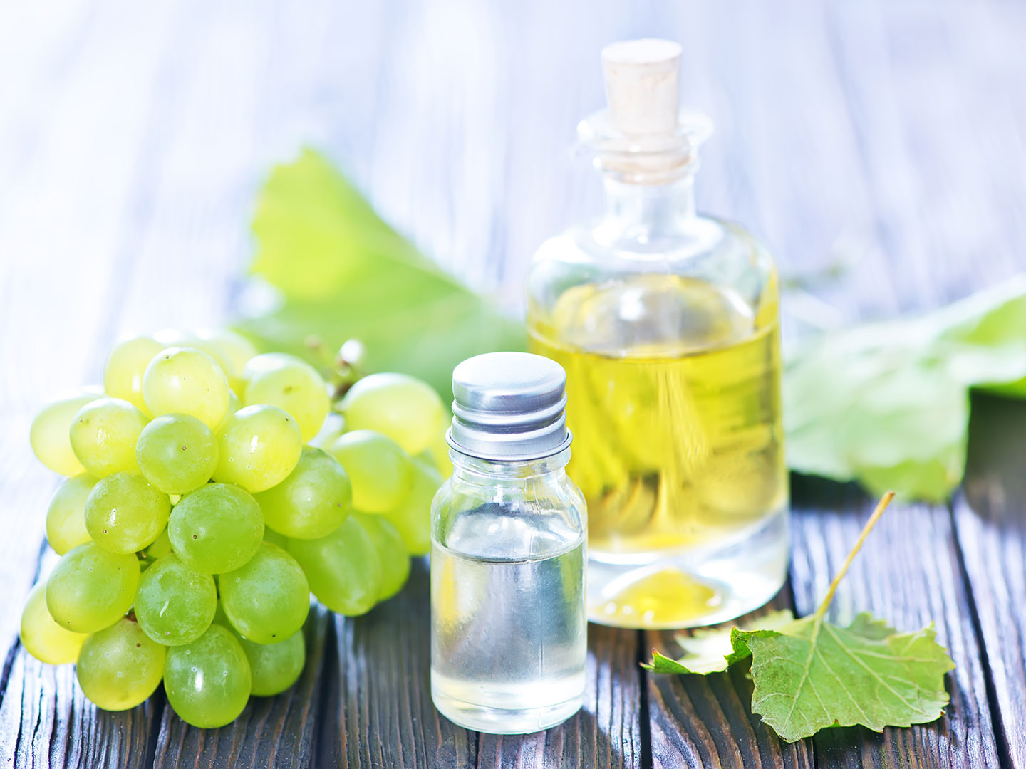 Grapeseed Oil Benefits for Skin