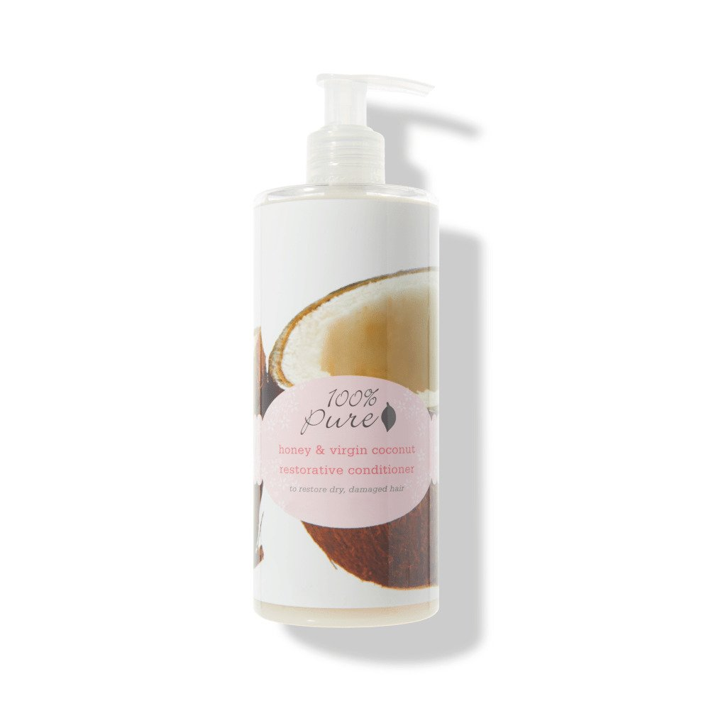 Honey Virgin Coconut Restorative Conditioner 100% Pure