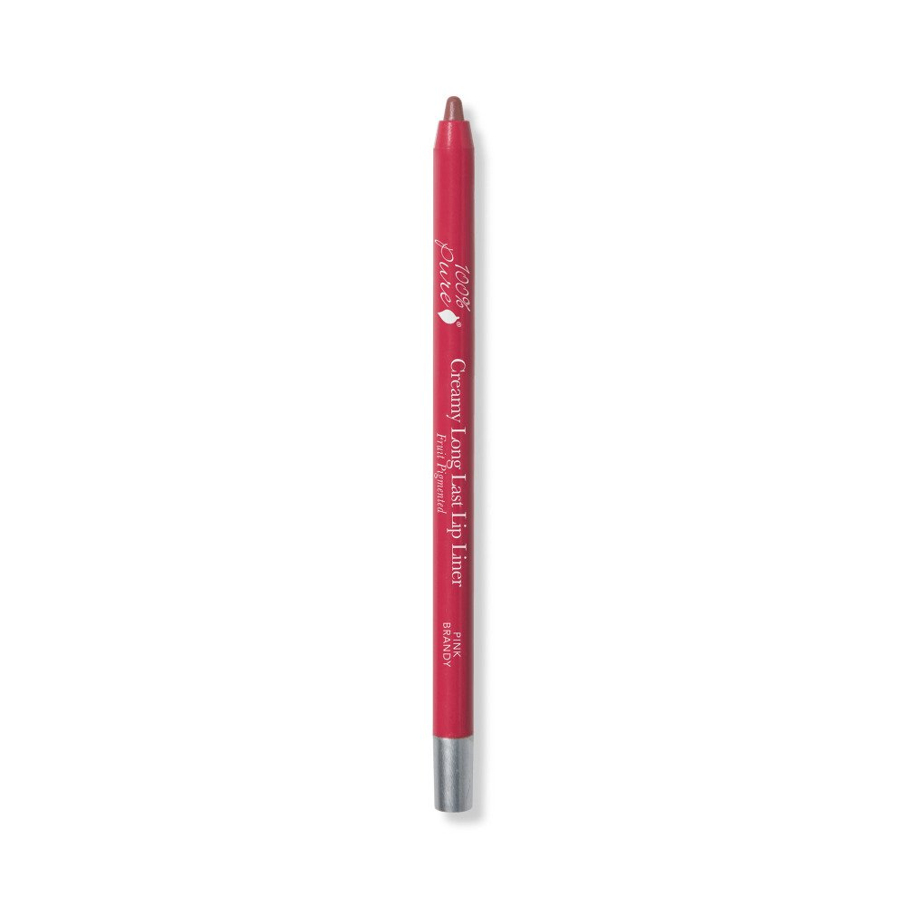 Creamy Long Last Lip Liner from 100% Pure