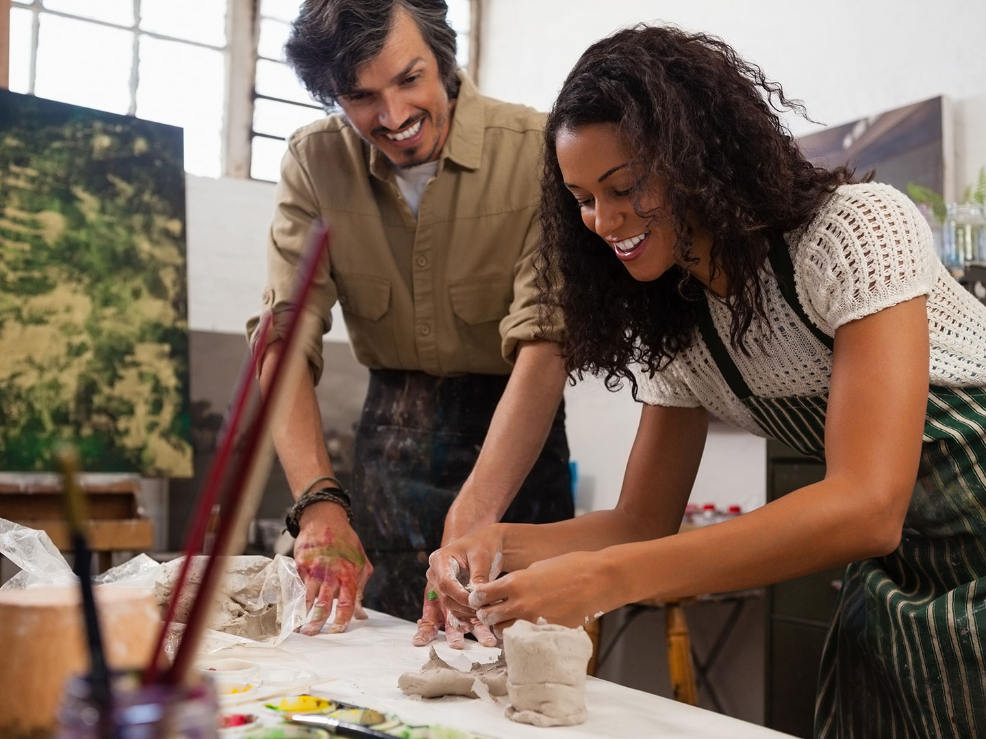 Pottery Class for Adults