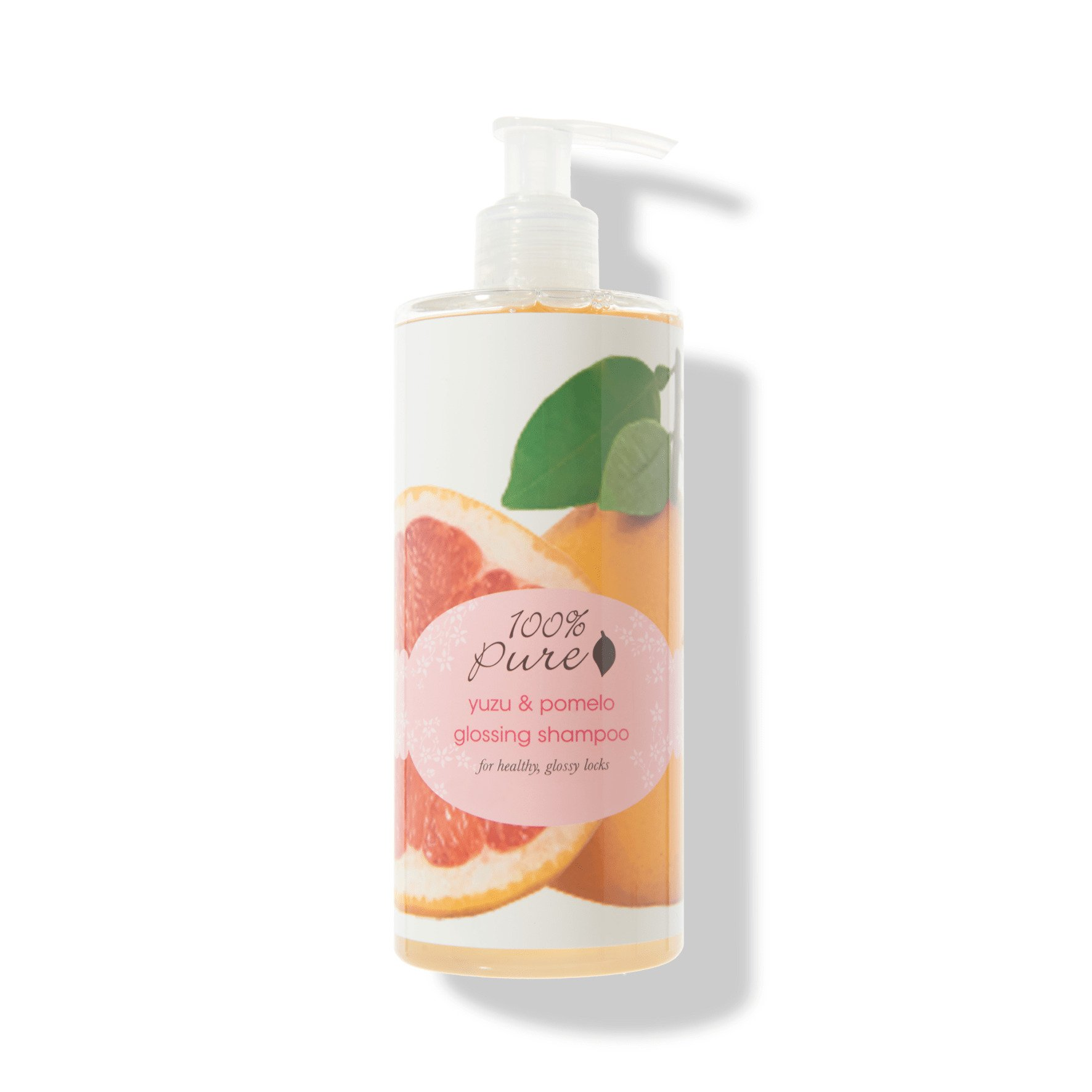 Yuzu & Pomelo Glossing Shampoo from 100% Pure